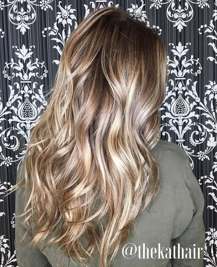 The perfect dark dirty blonde for fall 2016