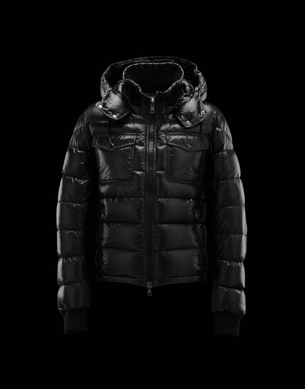 Moncler FEDOR Featured Down Jackets Mens Black. Off the charts amazing!