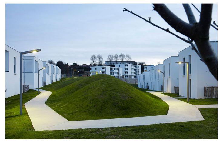 Eco-Quartier Alturan – Collectifs et individuels – Saint Jean de Luz