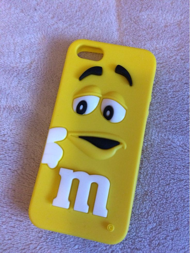 Tienda Online De la historieta de m & m de chocolate candy rubber case para iphone 6 6 s 7 plus 4 SE 5 5S 4S 5C Mejor Calidad de Silicona Suave Cubierta Trasera Fundas | Aliexpress móvil