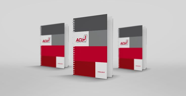 ACL | Piezas Gráficas | Cuadernos Corporativos