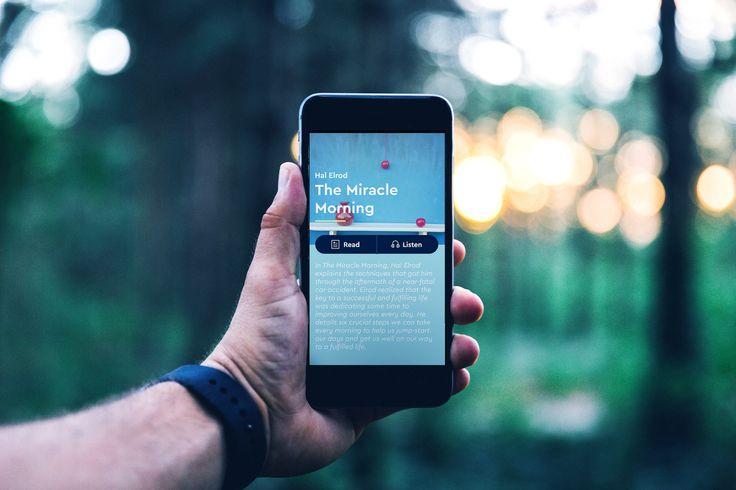 So liest du mit der Blinkist-App 100 Bücher in nur einem Monat