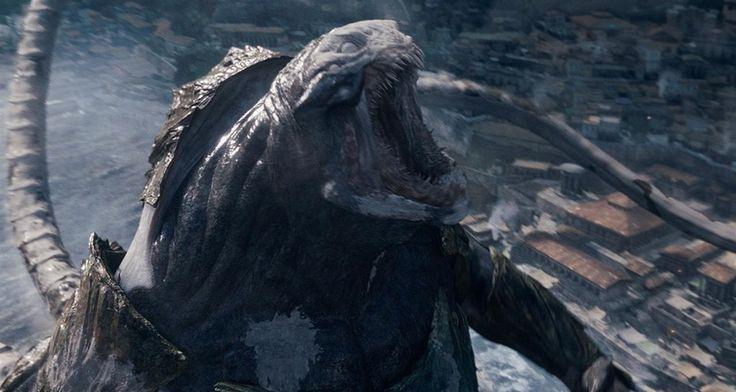 Mythical Kraken Spotted on Google Earth - http://www.australianetworknews.com/mythical-kraken-spotted-google-earth/