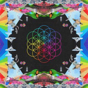 Coldplay's new album, A Head Full Of Dreams.