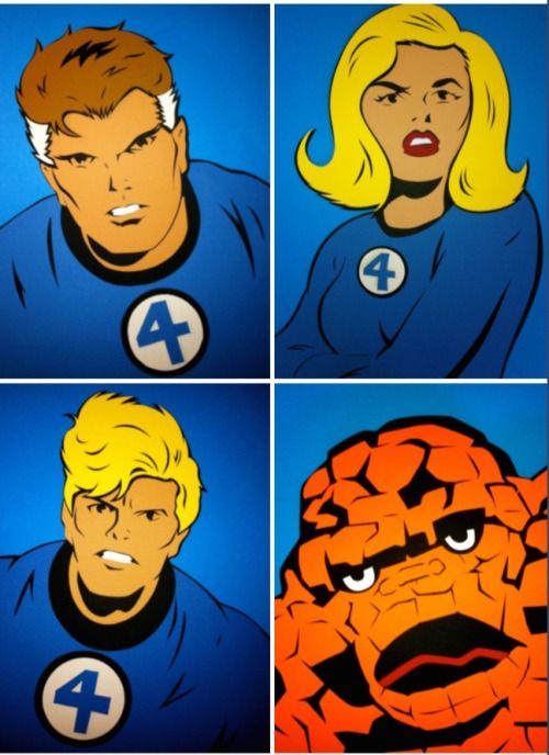 Fantastic Four - DocGold13