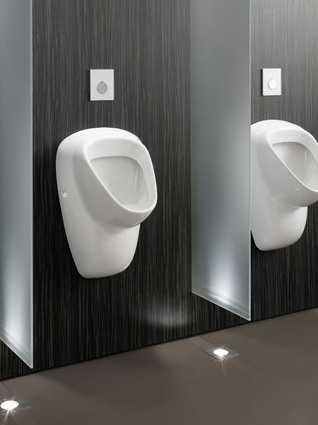 Toto Public Restroom Design With Touch-Free And Tamper-Proof