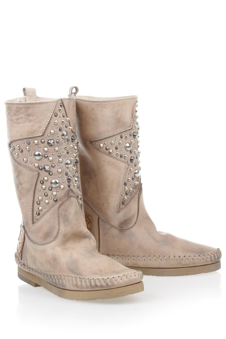 Karma of Charme Dakota Gold (Brown) - Ankle boots J51Yp AWl