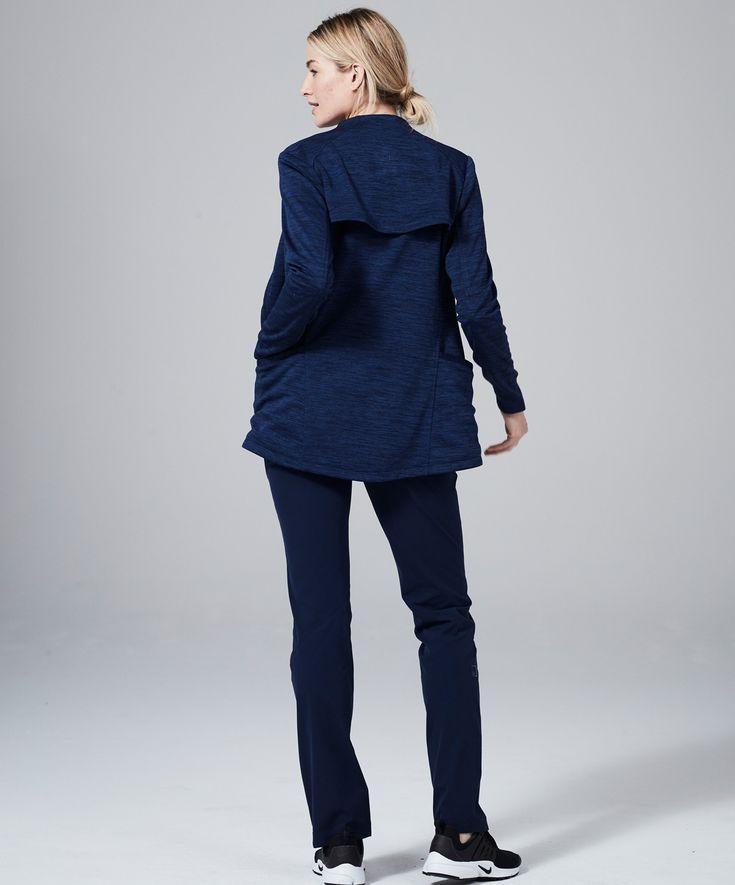 ionic scrub jacket
