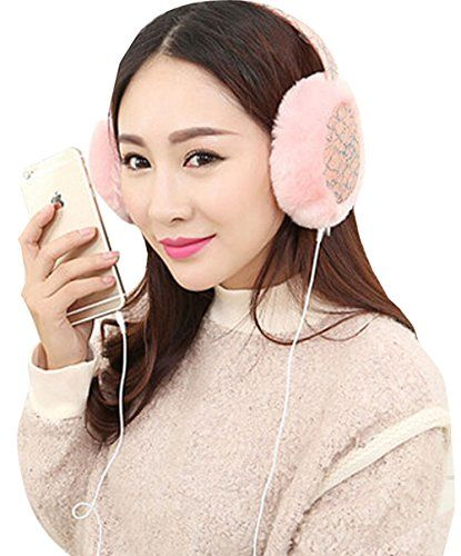 Music Earmuffs Lovely Plush Earmuff Ear Protection Lace Pink  //Price: $ & FREE Shipping //     #sports #sport #active #fit #football #soccer #basketball #ball #gametime   #fun #game #games #crowd #fans #play #playing #player #field #green #grass #score   #goal #action #kick #throw #pass #win #winning