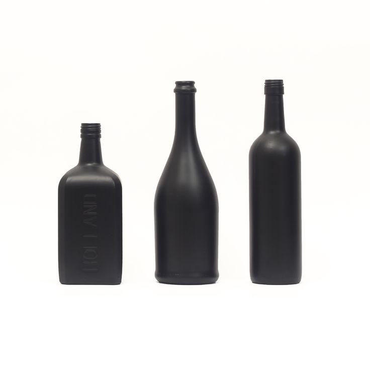 Room 21 fles kandelaars, set van 3  http://www.room21.nl/c-2958063/kaarsen-en-kandelaars/