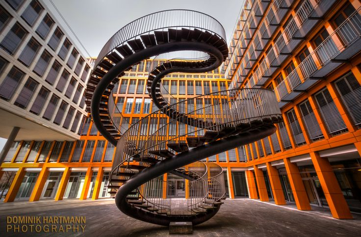 The Penrose Steps, by Lionel and Roger Penrose endless stairs munich Photograph by Dominik Hartmann