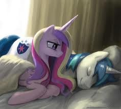 My Little Pony: Friendship is Magic Princess Cadence and Shining Armor