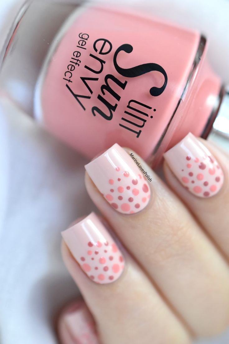 Top 10 Last Minute Nail Art Ideas Inspired by Summer - Top Inspired