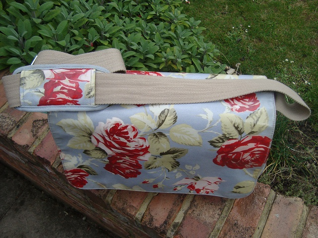 Cath Kidston nappy bag by bLaCkBeRrY jAm, via Flickr