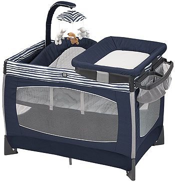 Chicco Lullaby Baby 3- Stage Portable Playard - Equinox video