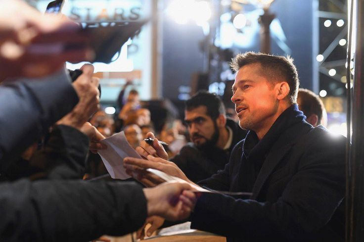 Brad Pitt Latest News: Actor Starts Secretly Meeting Another Actress? Robert Zemeckis Moved by Pitt's Acting Skills?