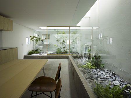 Casa en Nagoya - Suppose Design Office - Tecno Haus