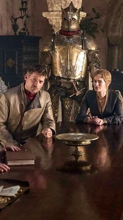 Cersei & Jaime & The Mountain ~ Game of Thrones
