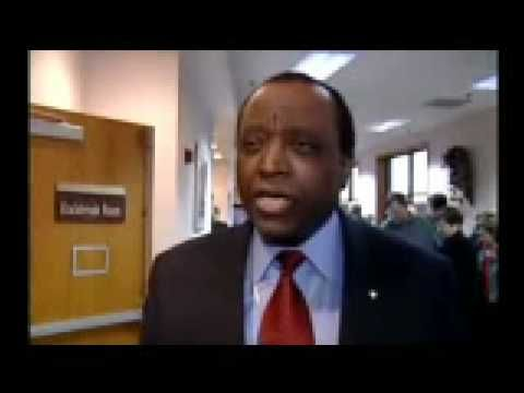 "Dr. Alan Keyes - ""Obama is a Radical Communist - Will Destroy America!"" Wow! Recorded 4 years ago. Listen & see how much has come to pass or is actively in the works"