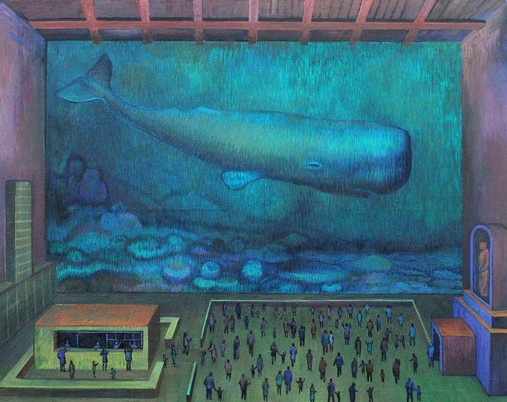 Whale (J. Róna)