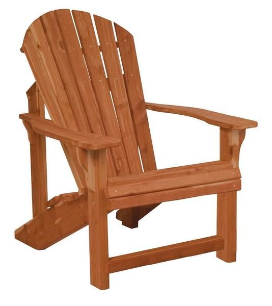 Amish Cedar Wood Traditional Adirondack Chair Outdoor Furniture Style Outdoor Patio Chairs Modern Outdoor Furniture