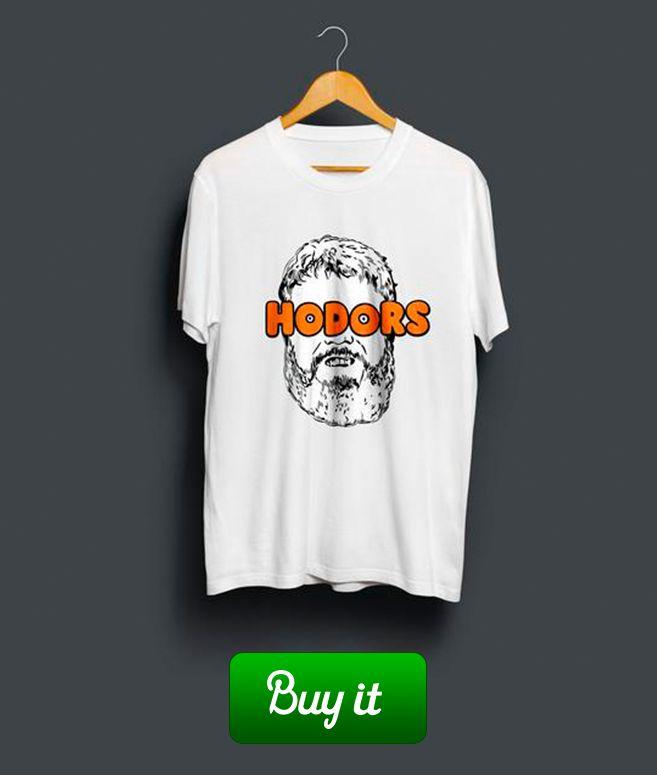 Hodors  | Футболка для спокойных, простых и молчаливых. Есть большие размеры.  #Игра #Престолов #Game #Thrones #HBO #GOT #SOIF #ПЛИО #Hodors #футболки #Tshirt