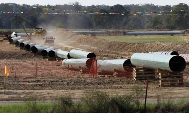 America has built the equivalent of 10 Keystone pipelines since 2010 — and nobody said anything