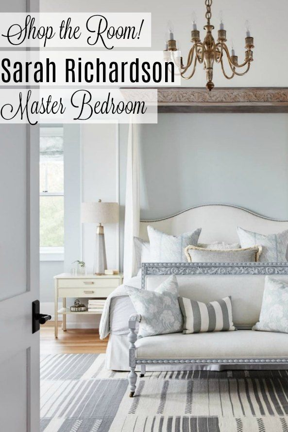 Get The Look Sarah Richardson Master Bedroom Sarah Richardson