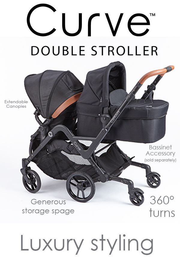 Contours Curve Double Stroller Available At Buybuy Baby Bassinet