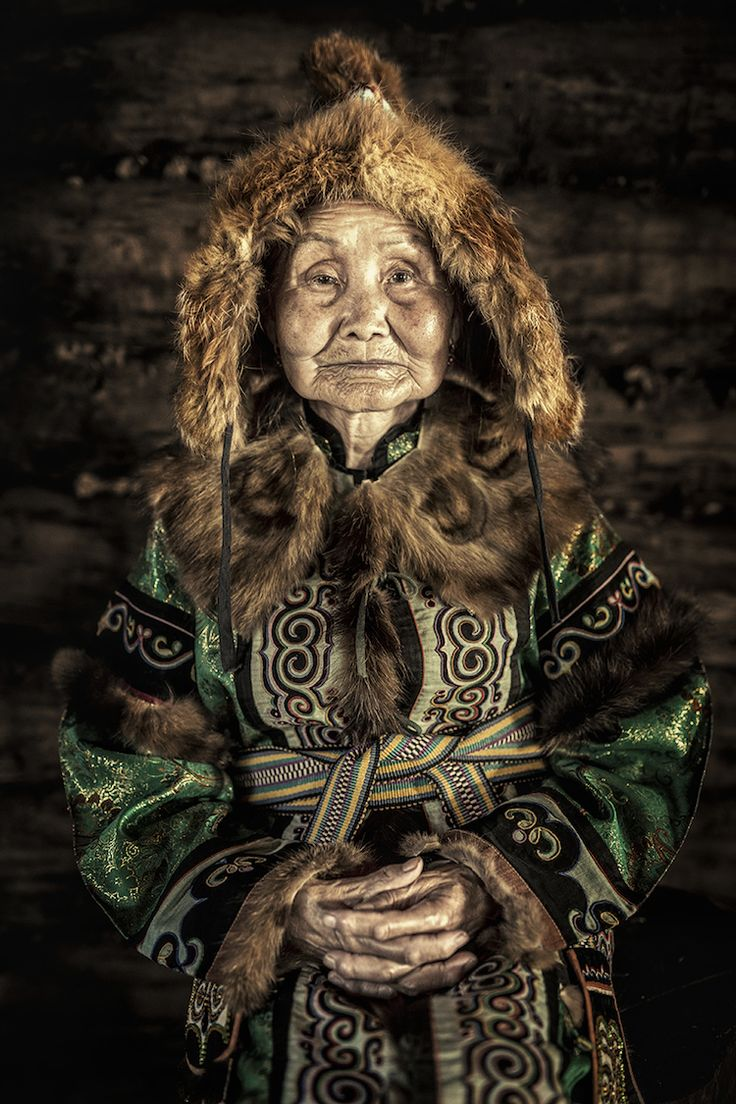 The World in Faces, Siberia is a continuation of photographer Alexander Khimushin's mission to document remote cultures around the world.