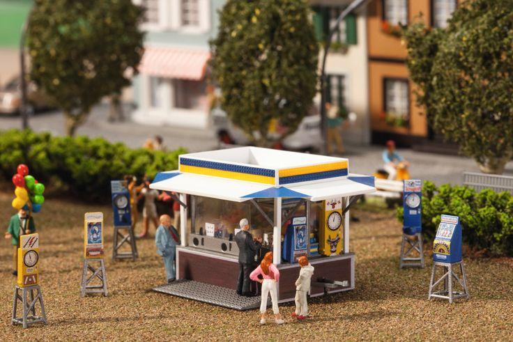 Kirmesautomaten (Art. 140477) Info: www.faller.de/cms_dl/deDE/atid.9574