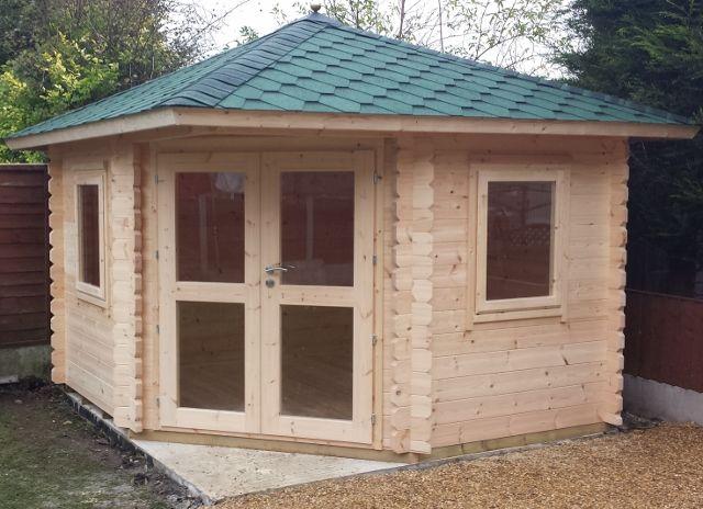 8 best images about shed design on pinterest roof tiles. Black Bedroom Furniture Sets. Home Design Ideas