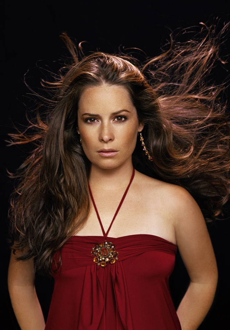 "Holly Marie Combs, Piper Halliwell from ""Charmed"". Holly currently portrays Ella…"
