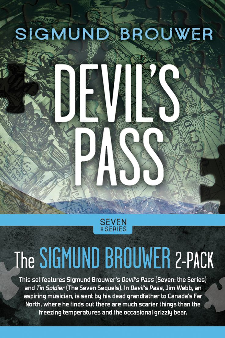 Devil's Pass (The Seven Series) by Sigmund Brouwer