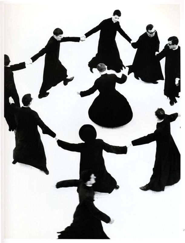 All photographs © by Mario Giacomelli