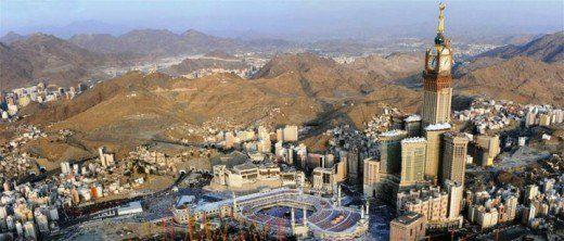 Mecca now! 2011