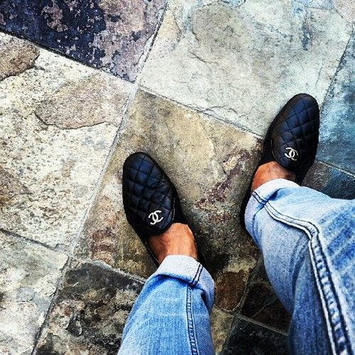 Chanel oxfords...gotta find these!  Maybe in beige or red??