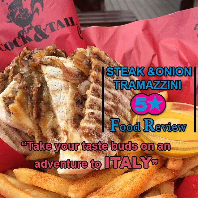 #CocknTail #Steak and Onion #Tramazzini – #FOOD #REVIEW HERE YOU WONT BELIEVE! #Margate