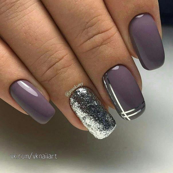 Coole Nagelkunstentwürfe | Gel-Nägel #implenailart