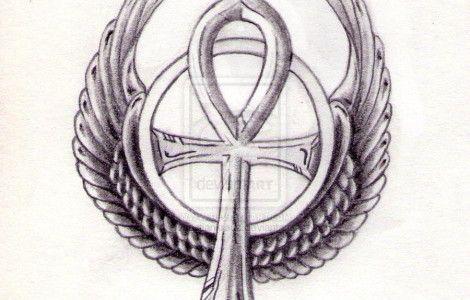 ankh tattoo designs