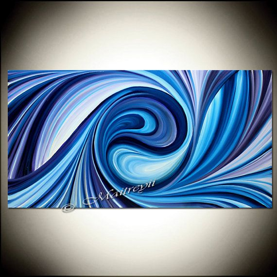 Hey, I found this really awesome Etsy listing at https://www.etsy.com/listing/181986434/oil-painting-abstract-art-seascape