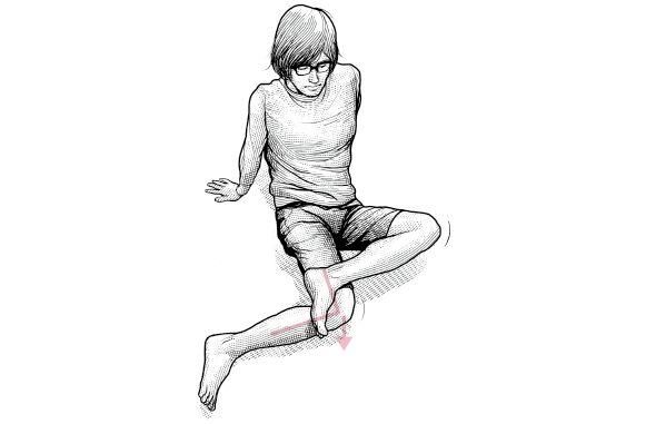 効果的なトレーニングをするには、まず自分を知ることから。 自分の身体能力を客観的に測って、弱い部分を強化するためのトレーニングを紹介する「大人の体力測定」。第13回はいわゆる内またの動作、股関節内旋の柔軟性を測定します。 [...]