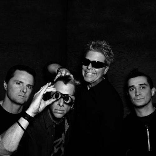 The Offspring, I just had to pin this one.