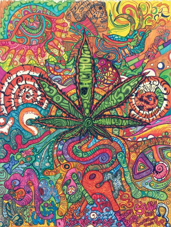 275 best Psychedelic Trippy Hippie☮ images on Pinterest ...