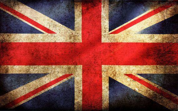 Wallpaper Bandeira britânica | Imagens