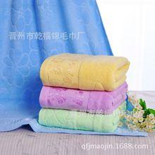 Сплошной цвет банное полотенце 70 * 140 см толстый 100% хлопок супер мягкая и супер-впитывающее жаккард банное полотенце пляж полотенце(China (Mainland))