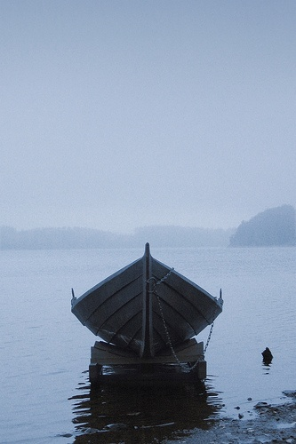 Old Boat. Kuopio, Eastern Finland, Oct 2005