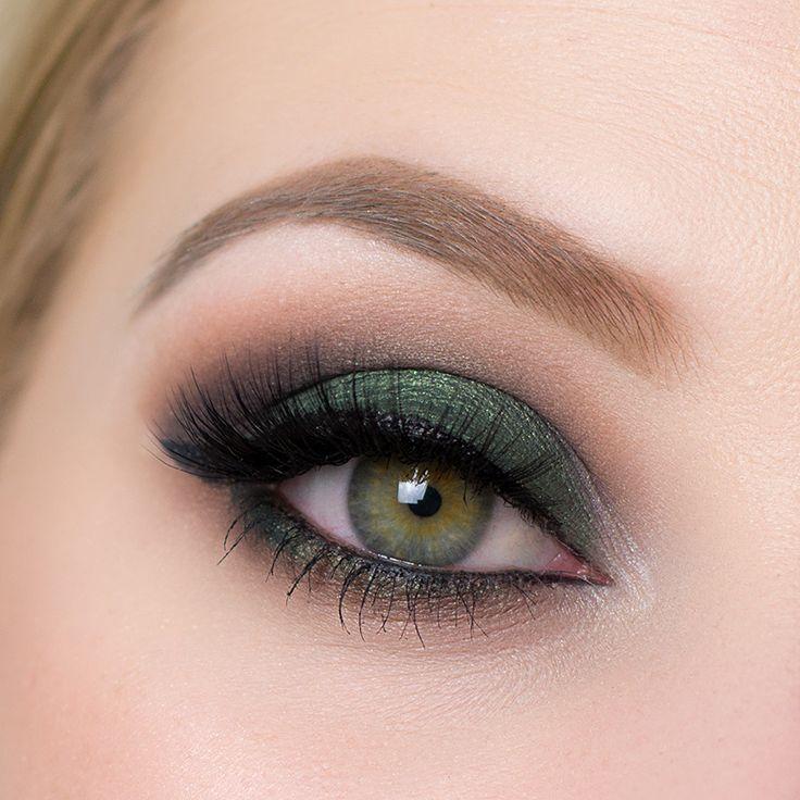 стали макияж для серо зеленых глаз картинки является