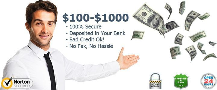 Payday Loans are Easy Money making. Get Cash Advance in America from Short-term