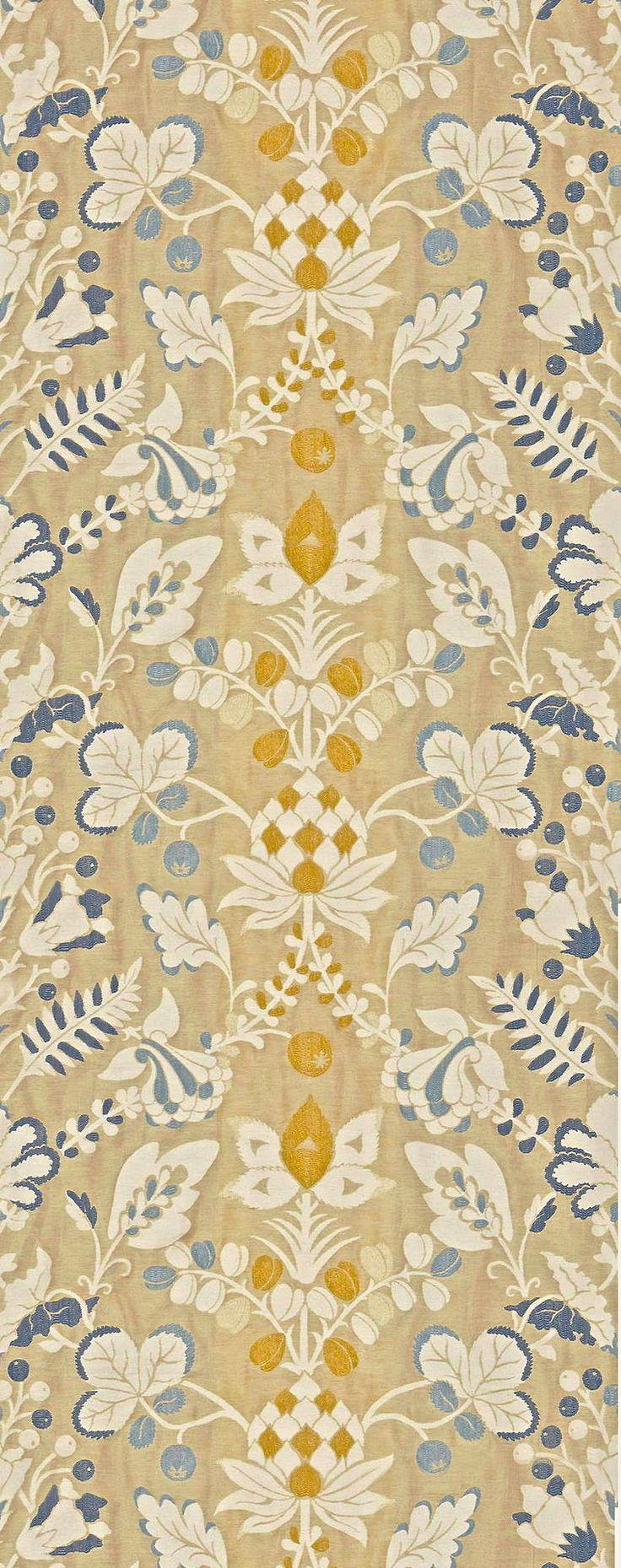 F Schumacher Fabric Ideas For The House Pinterest